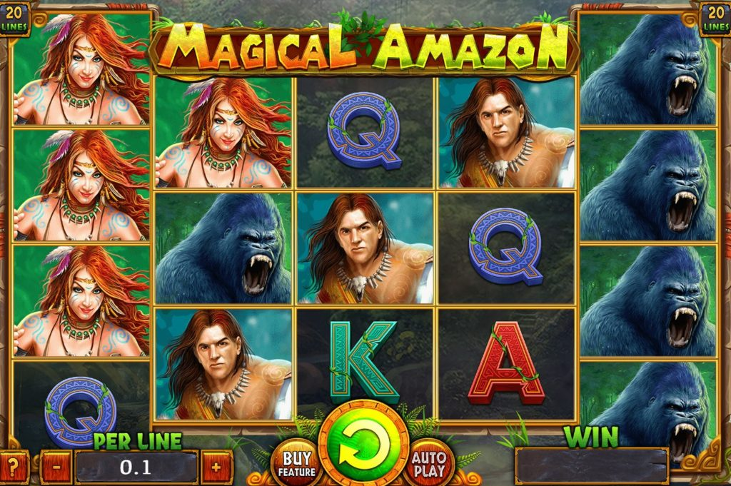 Magical Amazon Game Review