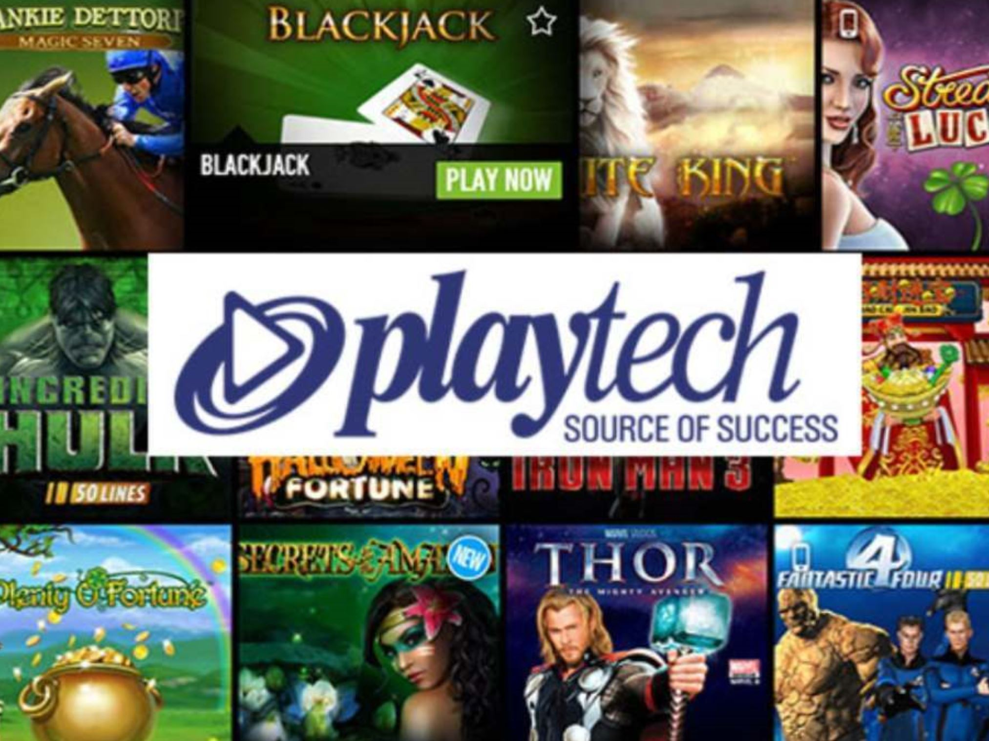 Playtech Slots - The Best Way to Enjoy Online Gambling